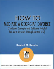 How To Mediate a Georgia Divorce