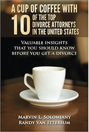 A cup of coffee with the top 10 divorce lawyers in the united states kessler