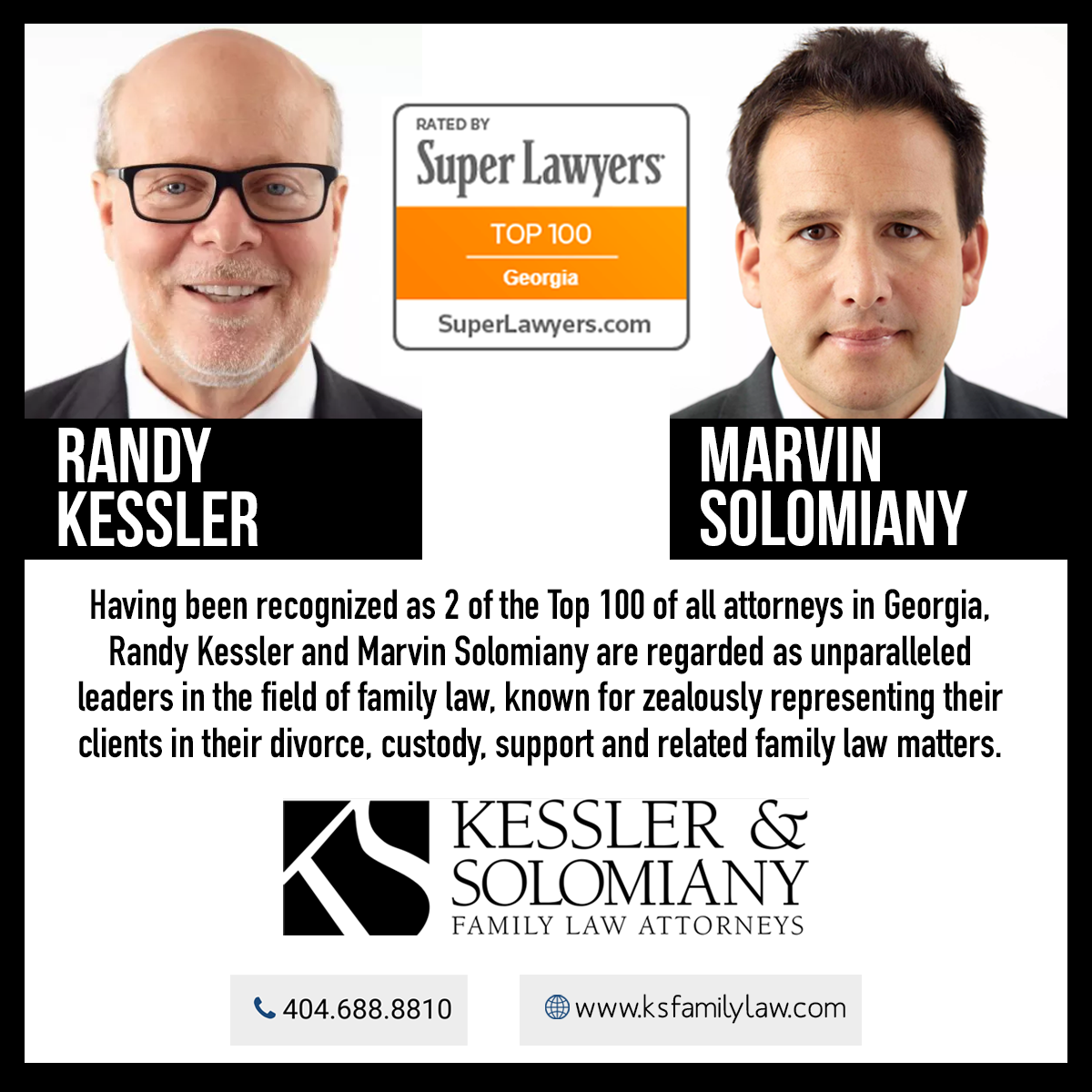 Super Lawyers Announcement